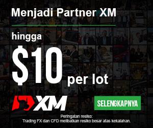 Afiliasi forex dengan komisi tinggi dari broker XM