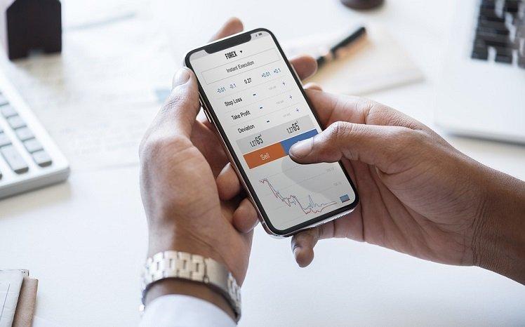 Trading Forex Menggunakan Android
