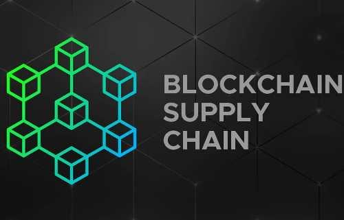 sistem rantai pasok berbasis blockchain
