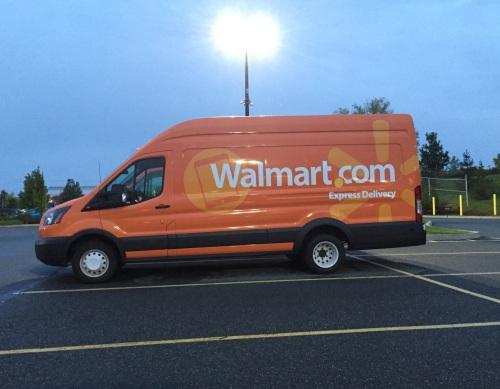Program Kiriman Kilat Walmart