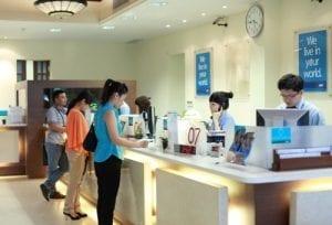 Kesenjangan layanan perbankan