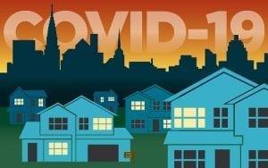 Pengaruh Pandemi Terhadap Real Estate