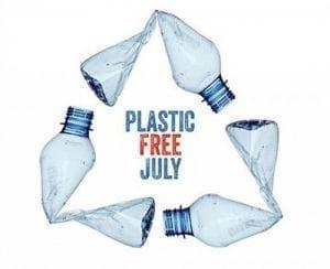 bulan Juli bebas plastik