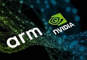 kerjasama ARM dan Nvidia