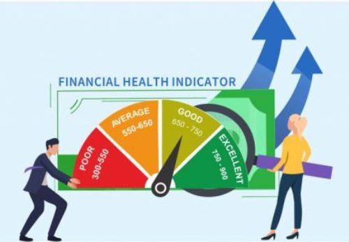 krisis kesehatan finansial