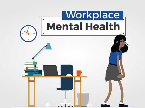 kesehatan mental di tempat kerja