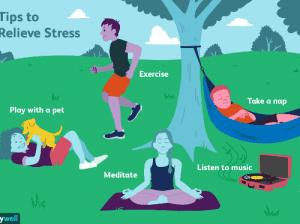 tips menghindari kelelahan
