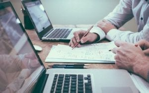 cara mengatur keuangan usaha dagang