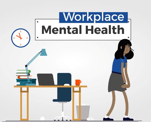 masalah kesehatan mental di tempat kerja