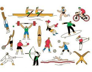 pelajaran wirausaha dari Olimpiade