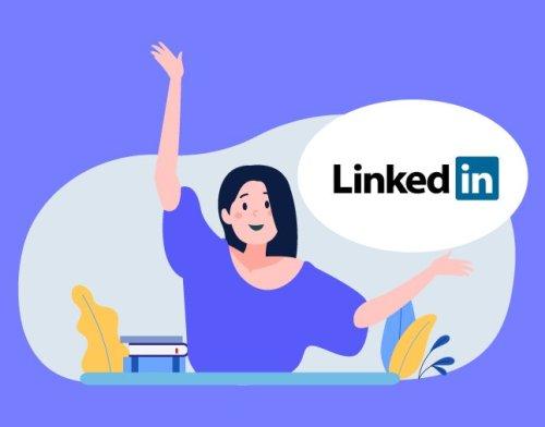 cara posting lapangan kerja di LinkedIn