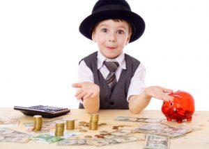 edukasi finansial bagi anak
